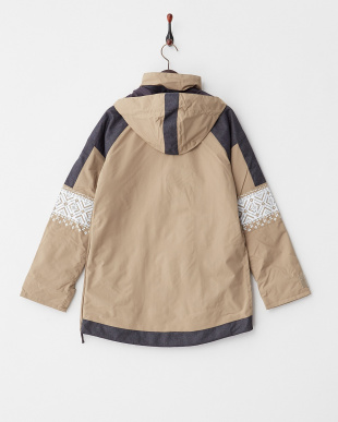 Sandstruck/Denim/Fair Isle Women's Cinder Anorak Jacket見る