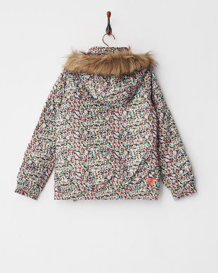 Pixi-Dot Tropic  Girls' Twist Bomber Jacket見る