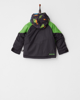 Slime/Cybor Rex Block Boys' Minishred Amped Jacket見る