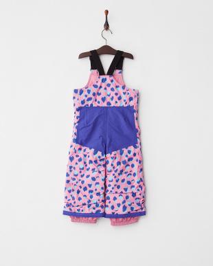 Pop Cheetah Girls' Minishred Maven Bib Pant見る