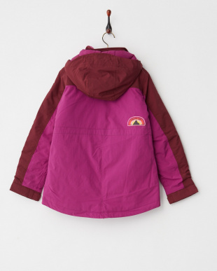 Grapeseed/Sangria Girls' Maddie Jacket見る