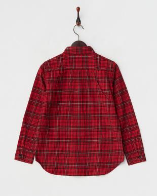 RED  チェックネルシャツ DOORS見る