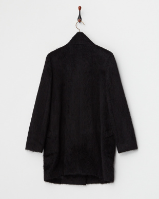 ブラック シャギーコート見る