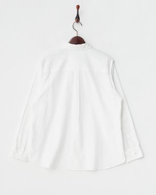 ホワイト  マスターシードオックスシャツ C見る
