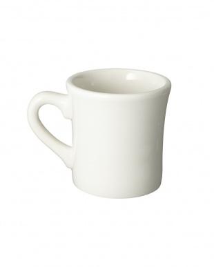オフホワイト  スプーンロゴマグカップ見る