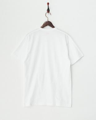 ホワイト SELECT Vネック 2PACK Tシャツ見る