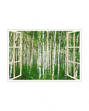 おふろの窓ポスター 新緑のささやき | Seiei見る