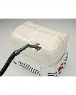 マリン  シングル組み布団用圧縮ボックス|Compactor見る