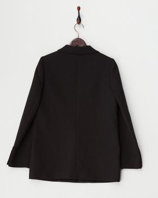 ブラック  ショールカラー1Bジャケット見る
