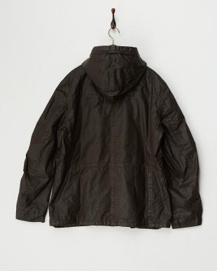 ブラウン Bigポケットコート見る