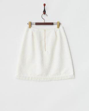 OWHT  ツイードスカート見る