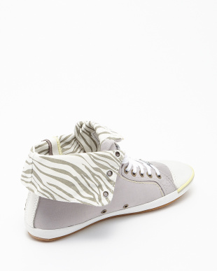 GREY  BROOKE CANVAS SHOES見る