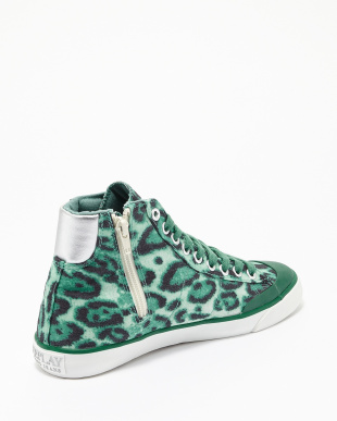 GREEN  OPREA SHOES ANKLE見る