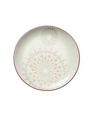 ラズベリー COLORWAVEHoliday Plate 21.5cm×2枚セット見る