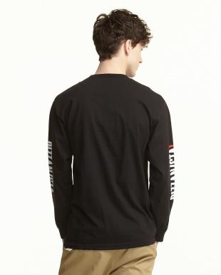 BLACK  PIZZAN/STA! 別注L/S-Tシャツ見る
