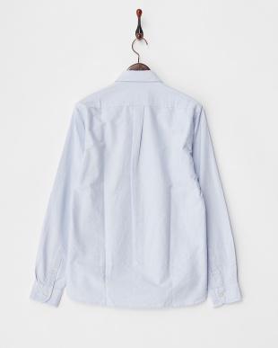 サックス  MI.OXBD トロピカルポケットシャツ見る