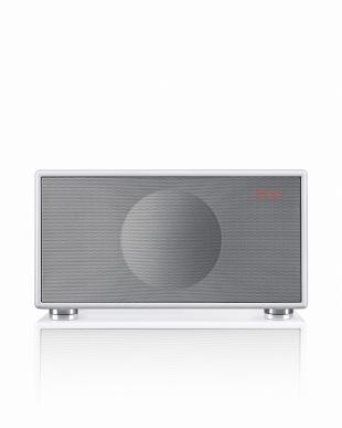 ホワイト  iPod/iPhone対応サウンドシステム(Model M)見る