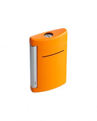 オレンジラッカー×クローム ライター MINIJET見る