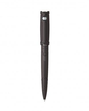 セラミウムA.C.T.マットブラック×ヘマタイト アーマーズ・オブ・トゥモロー プレステージ ボールペン見る