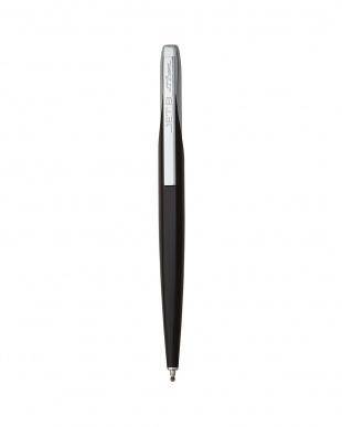ブラック(コンポジット樹脂)×クローム JET8 ボールペン見る