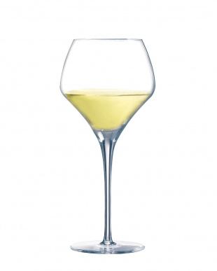 オープンナップ ラウンド 370(白ワイン用) 6客セット見る