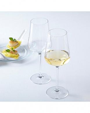 白ワイングラス プッチーニ 560mL 2個組見る