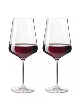 赤ワイングラス プッチーニ 750mL 2個組見る