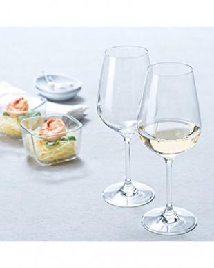 白ワイングラス チボリ 450mL 6個組見る
