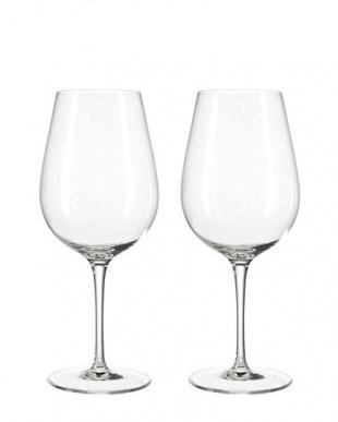 赤ワイングラス チボリ 700mL 2個組見る