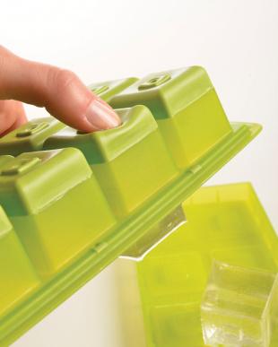 グリーン  製氷器見る