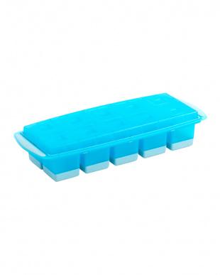 ブルー  製氷器見る