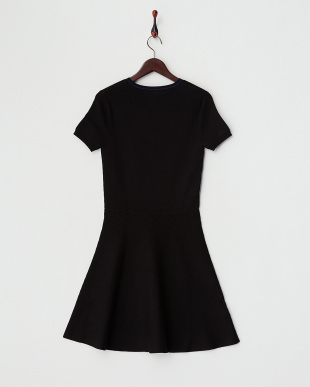 BLACK  VOILLON DRESS見る