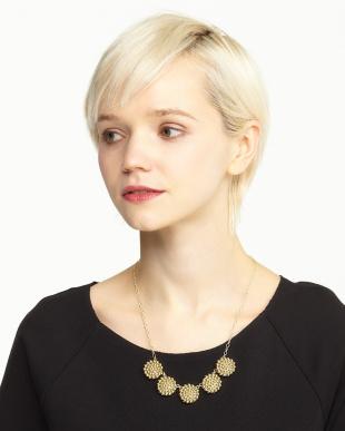 ゴールドカラー Sophia ネックレス見る
