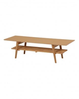 ナチュラル 折りたたみ式スクエア 折れ脚テーブル見る