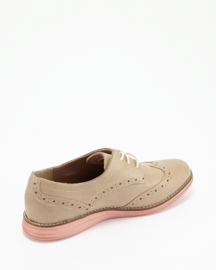 SAND/ROSE  ORIGINAL GRAND WINGTIP OX見る