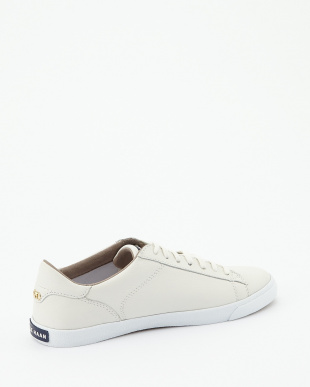 OPTIC WHITE LEATHER TRAFTON CLUBCOURT II見る