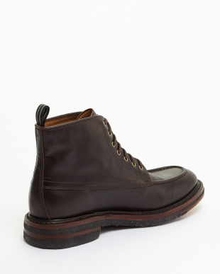 CHESTNUT SUEDE BRYLING MOC TOE BOOT見る