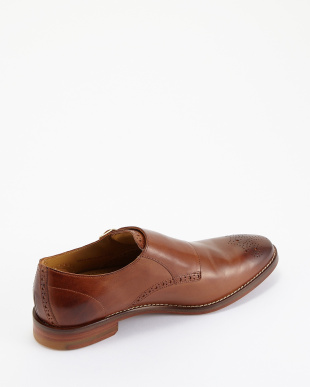 BRITISH TAN CAMBRIDGE DBL MONK見る