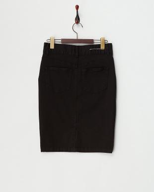 ブラック YMDO BLKタイトスカート見る