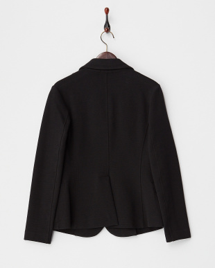 black CORDIALE リップル3Bジャケット見る