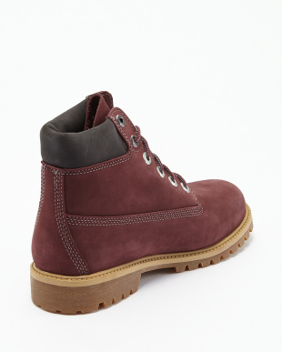 Dark Red Nubuck  ブーツ 6IN PREM WP BT見る