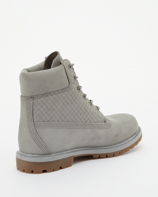 Grey Nubuck ブーツ AF 6IN PREM EMBOSS見る