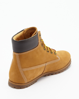 Wheat Nubuck with Brown Collar  JOSLIN 6IN ブーツ見る