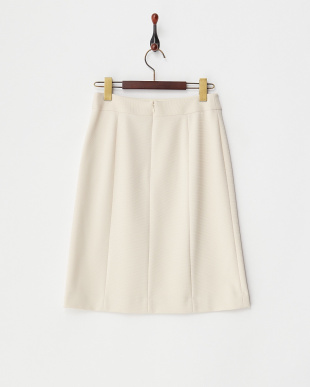 ベージュ  SK・グログランスカート見る