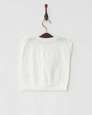 オフホワイト  オプティカルレースTシャツ見る