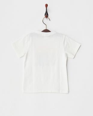 ホワイト  MAMMOTH 半袖Tシャツ KIDS見る