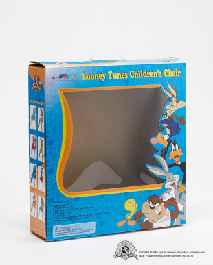 BUGS BUNNY  WOODEN CHAIR見る