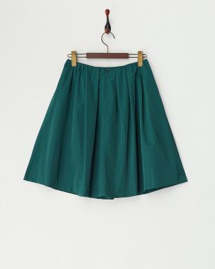 グリーン メモリーグログランスカート見る