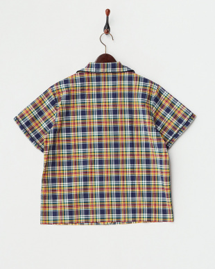 イエロー  パジャマシャツ見る