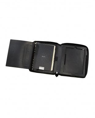 ブラック ペニーブリッジ iPad2オーガナイザー(A5)見る